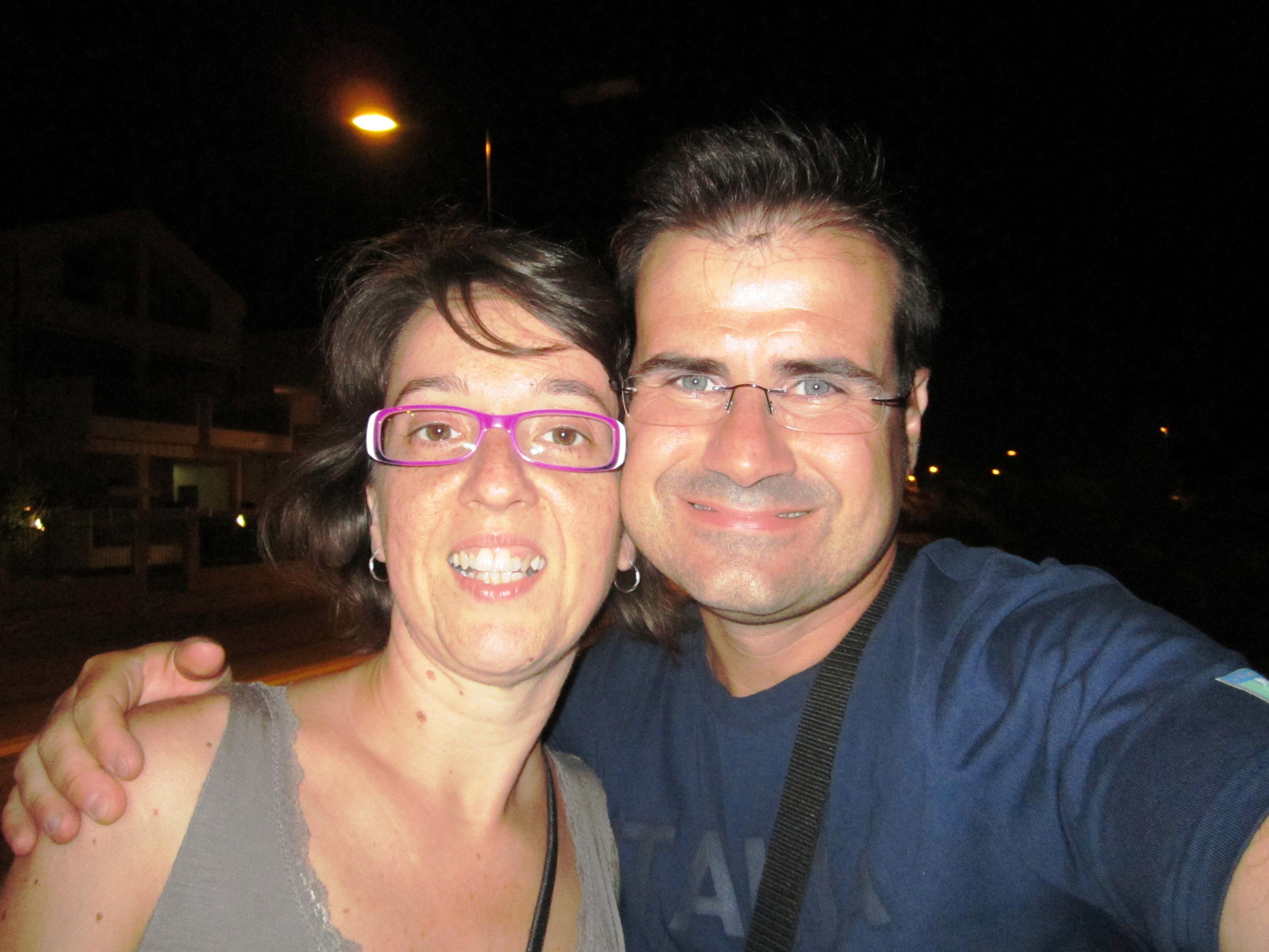 Anna Lamperti & Massimo Caprile